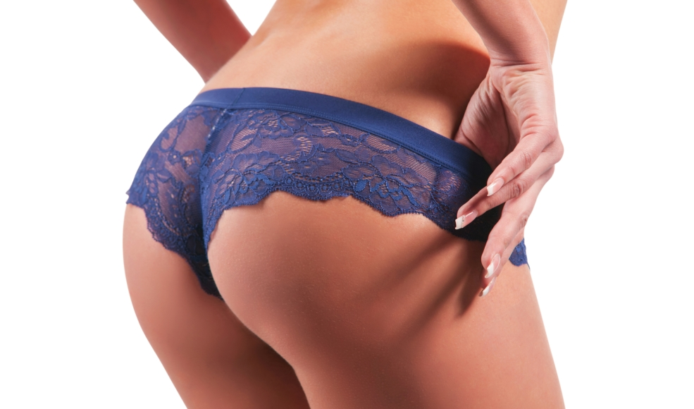 Lingerie Underwear Marel Sweet Lady blue lace panty Art. PT04